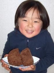 2008年3月2日チョコパン