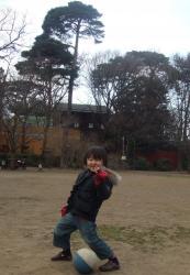 2008年3月6日サッカー