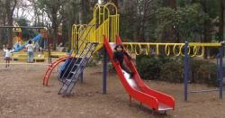 2008年3月7日新遊具