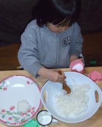 2008年3月10日オニギリ
