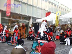 2008年9月14日踊り衆1