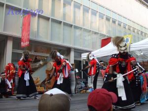 2008年9月14日踊り衆2