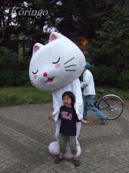 2008年10月5日たまちゃん