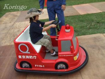 2008年10月5日消防車