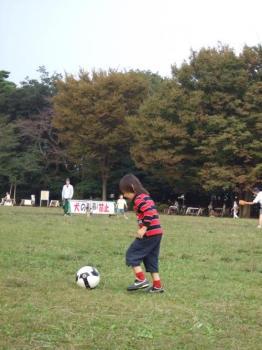 2008年10月14日サッカー