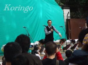 2008年10月12日神谷さん