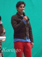 2008年宇梶さん