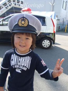 2008年10月13日警察官