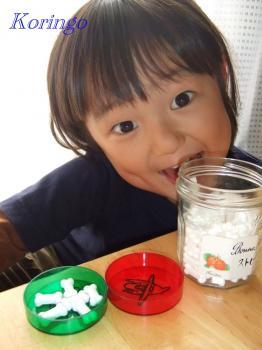 2008年10月15日お菓子