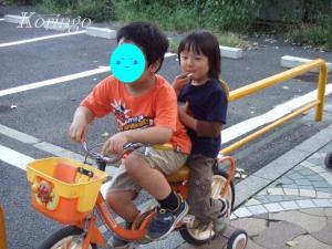 2008年10月15日自転車