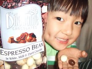2008年10月28日チョコレート