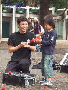 2008年10月29日お手伝い3