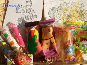 2008年10月29日お菓子