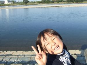 2008年10月川