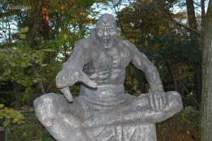 2008年11月26日彫刻