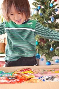 2008年11月29日贈り物