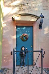 2008年11月30日クリスマスリース