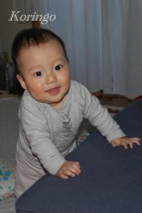 2008年12月10日笑顔