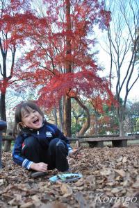2008年12月12日笑顔