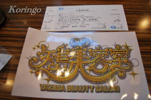 2008年12月20日チケット