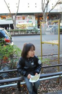 2008年12月20日表参道2