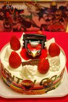 2008年12月25日ケーキ