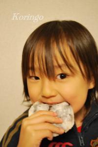 2009年1月2日梅ヶ枝餅