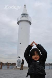2009年1月7日灯台になる