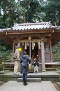 2009年1月7日江ノ島参拝