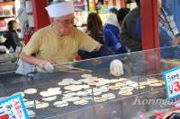 2009年1月11日お煎餅職人さん