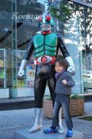 2009年1月11日仮面ライダー