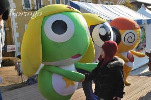 2009年1月12日握手 ケロロ