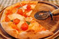 2009年1月12日ピザ
