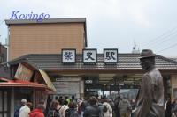 2009年1月18日柴又駅