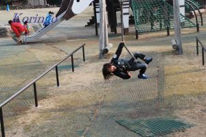 2009年1月21日ターザンロープ
