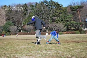2009年1月25日サッカー