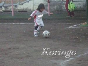 2009年1月29日サッカー