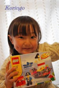2009年1月31日レゴの箱はこちら