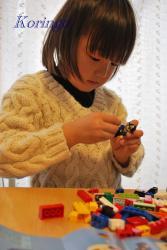 2009年1月31日レゴ作り1