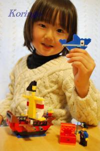 2009年1月31日レゴ完成