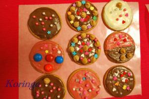 2009年2月12日クッキー