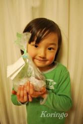 2009年2月13日プレゼント