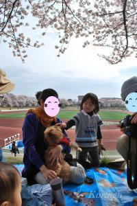 2009年4月5日monちゃん