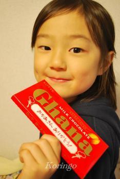 2009年4月17日チョコレート