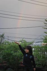 2009年5月8日レインボー