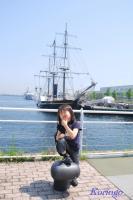 2009年5月8日黒船と王子
