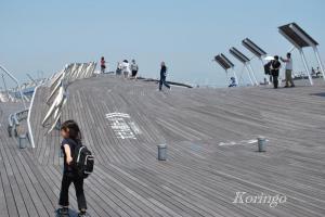 2009年5月9日大桟橋2