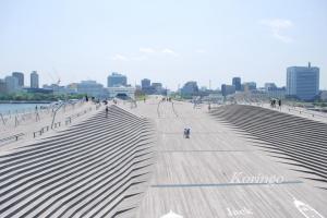 2009年5月9日大桟橋3