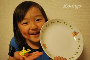 2009年5月20日お皿&チョロQ