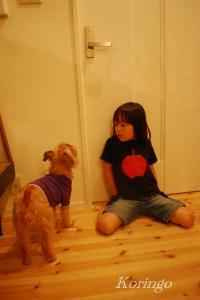 2009年5月31日モンちゃんと王子